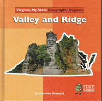 Virginia My State- Valley and Ridge